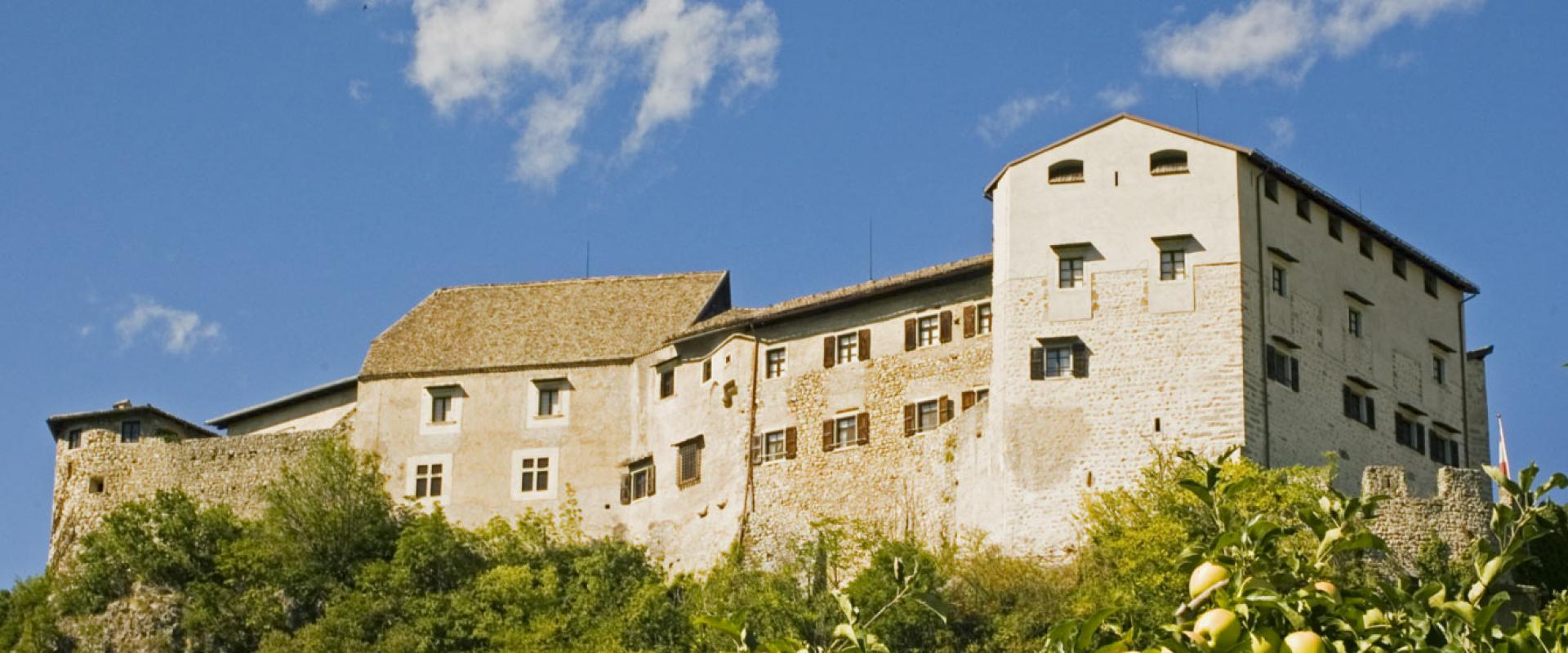 Visit of Stenico castle