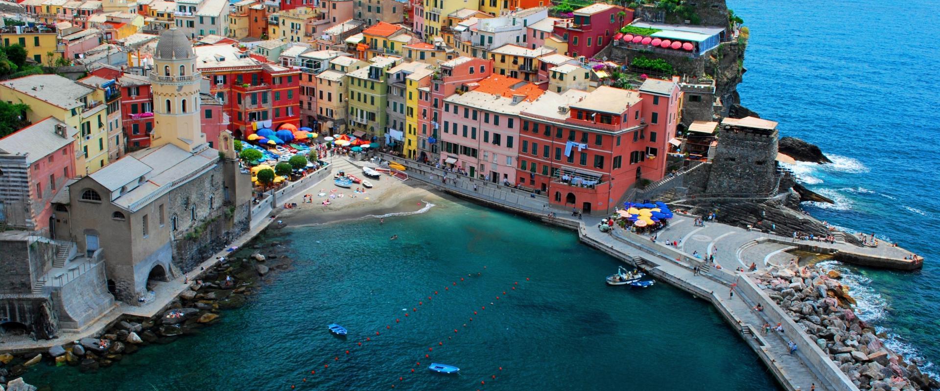 Visit of Vernazza Liguria