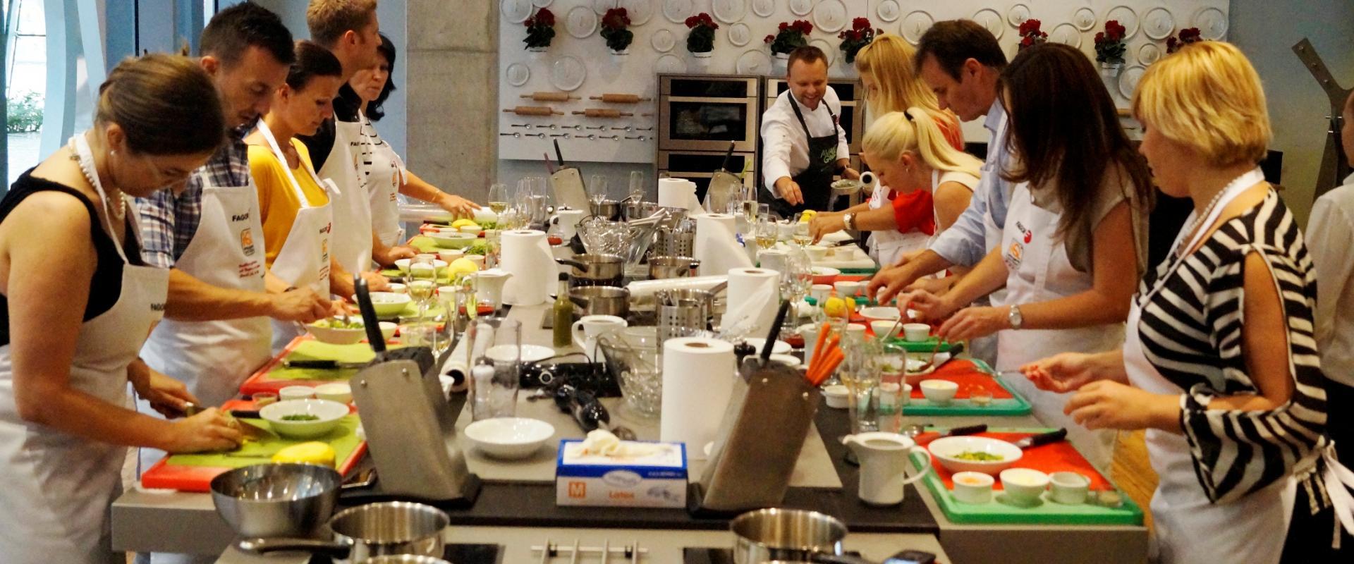 Cooking class in Gradisca d'Isonzo