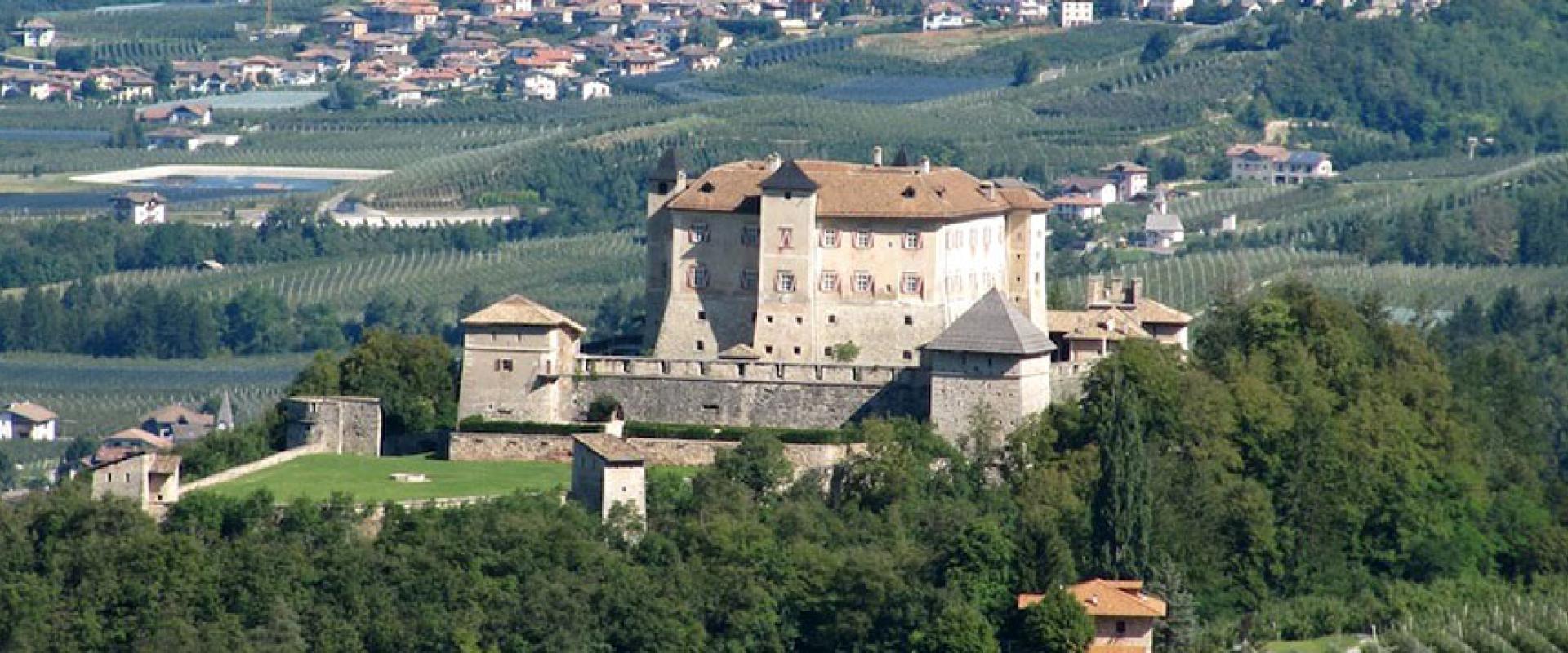 Visit of thun Castle
