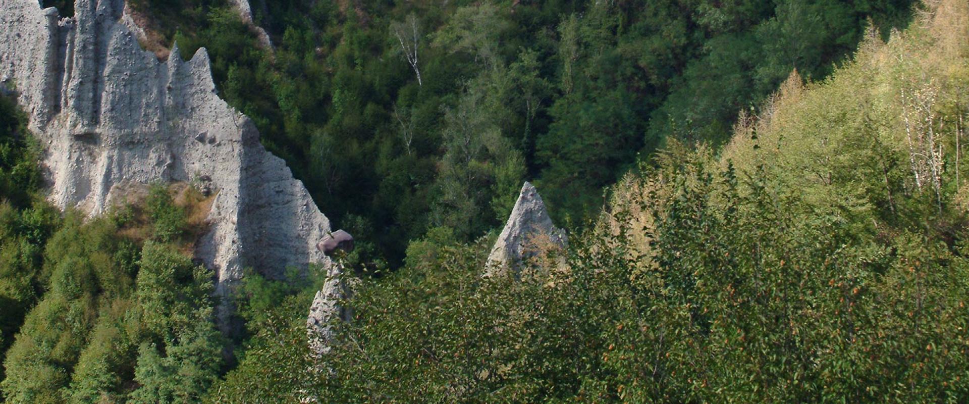 Excursion in Piramidi di Zone Reserve