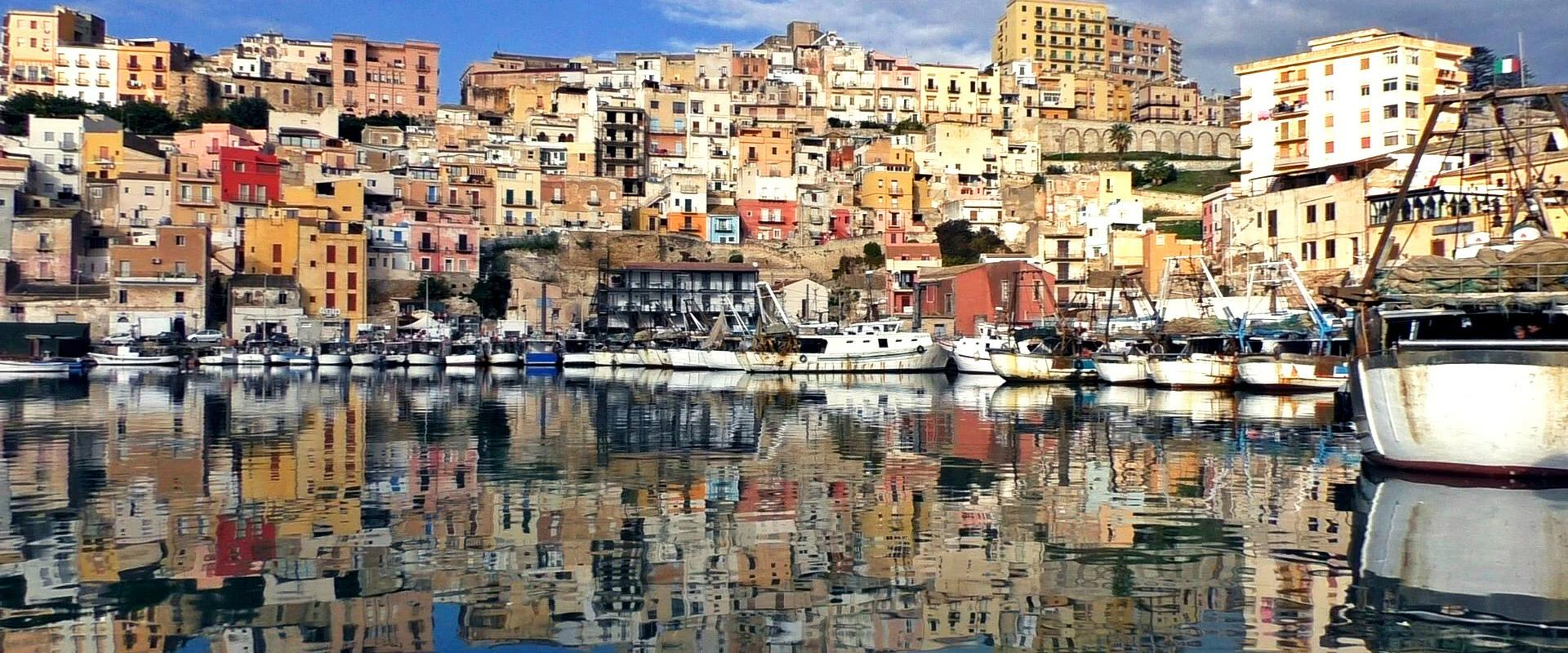 Visit of Sciacca Sicily