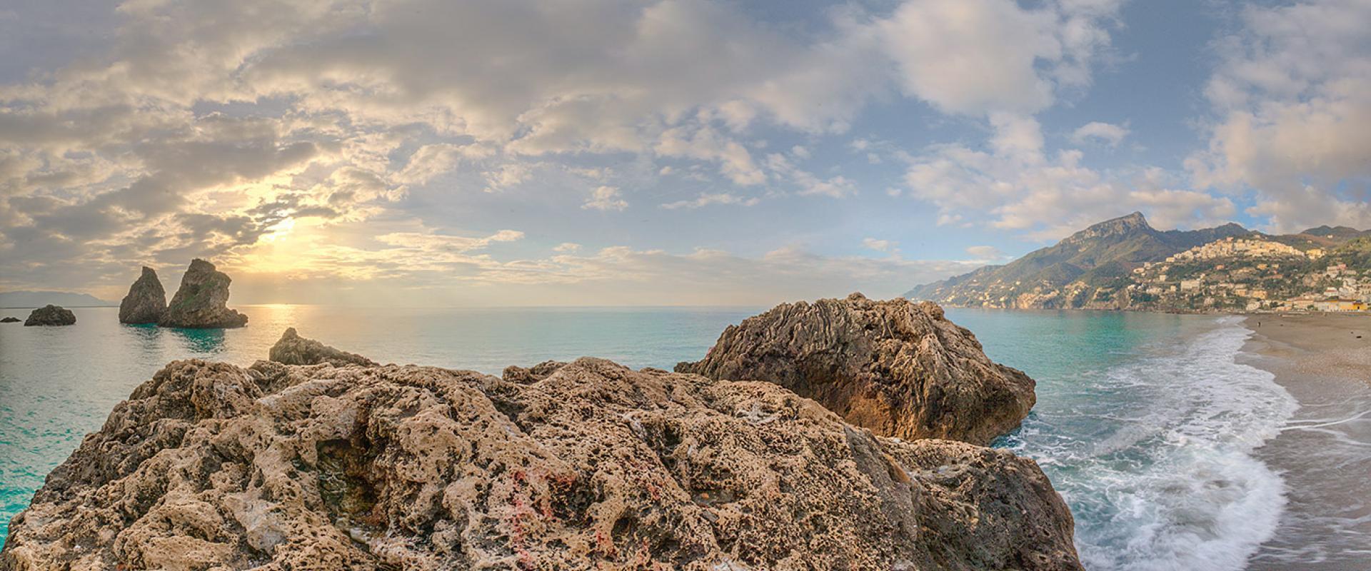 Tour Amalfi and Cilento Coast