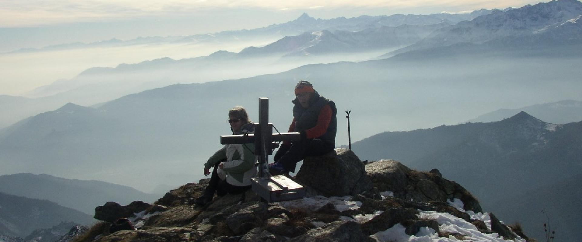 Trekking on the highest peak of Sardinia