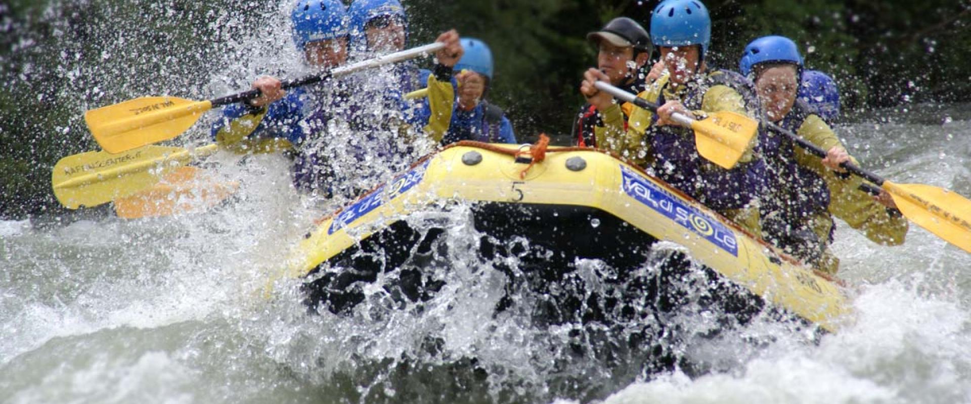rafting on the river Vara