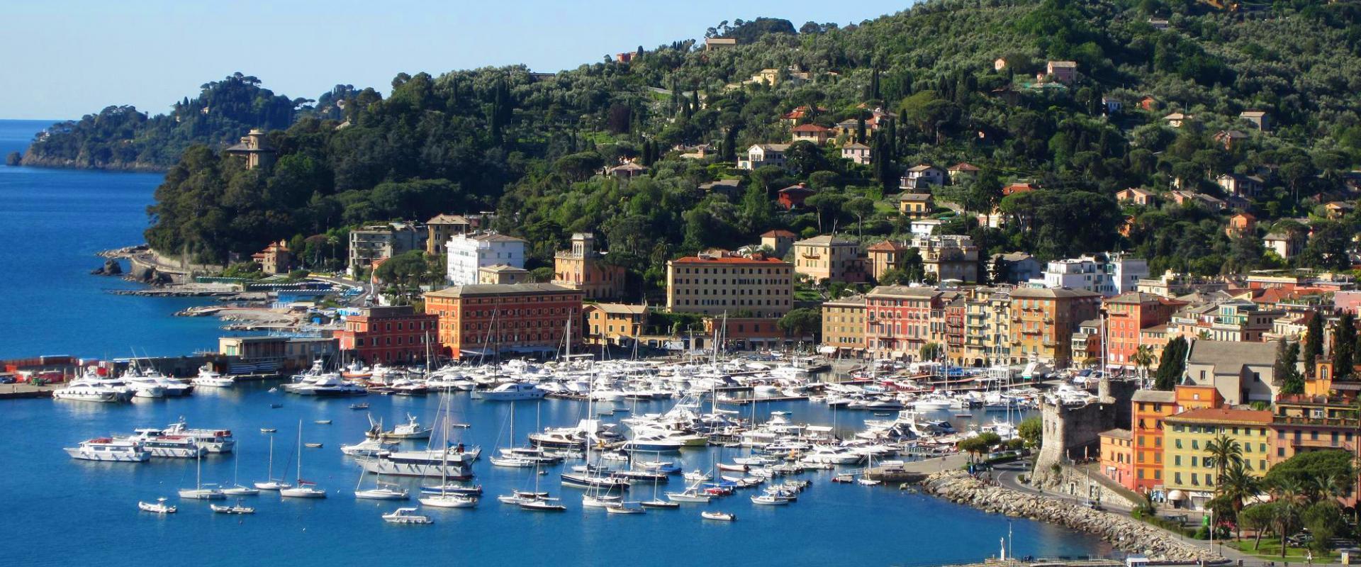 Guided tour of Santa Margherita Ligure