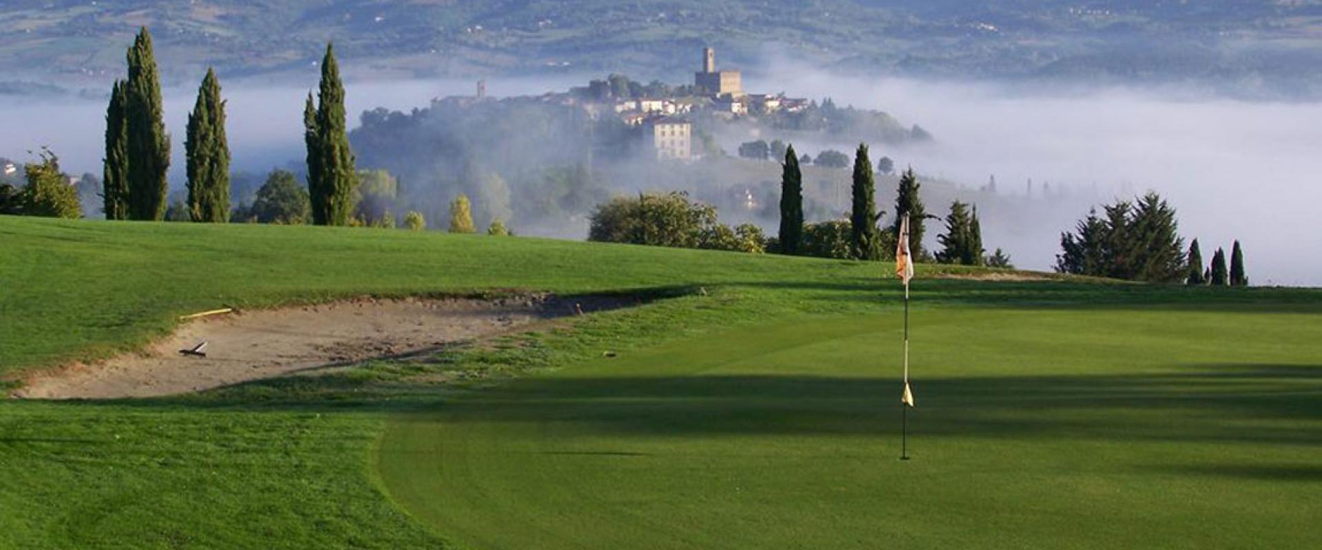 golf in casentino