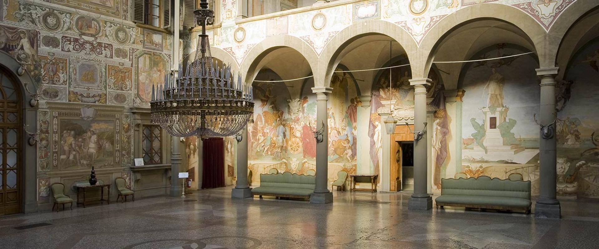 Visit Villa della Petraia and Villa di Castello in Florence area The countryside's villas of Medici family