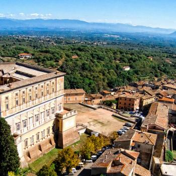 excursion: Caprarola and the extraordinary Renaissance Palazzo Farnese
