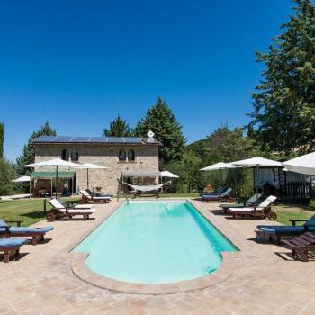 Villa in Peugia area