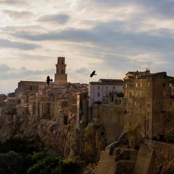 Visit of Pitigliano Tuscany