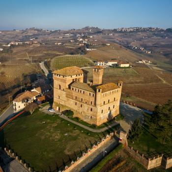 visit of Grinzane Cavour