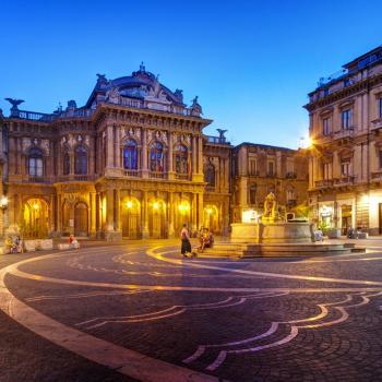 Visit of Catania