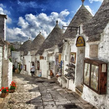 Visit of Alberobello