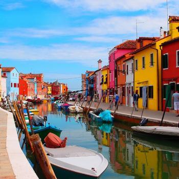 Visit of venetian islands