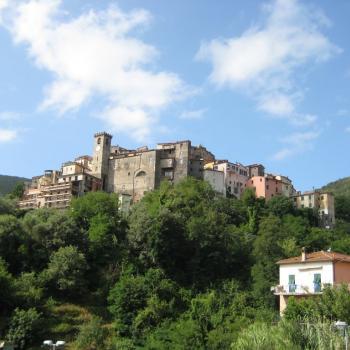 Visit of Montemarcello Liguria