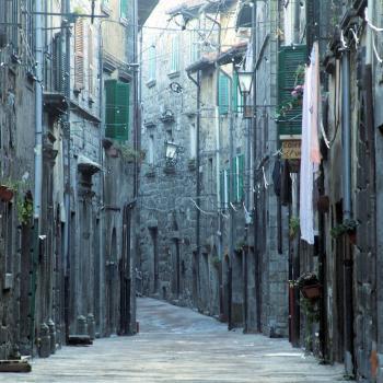Visit of Abbadia San Salvatore