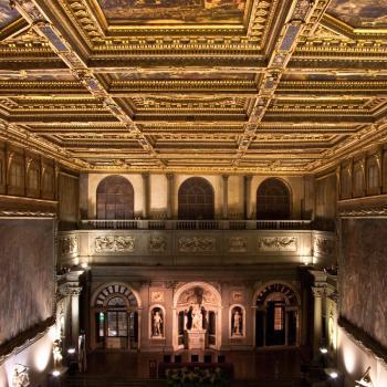 Secret rooms of Palazzo Vecchio