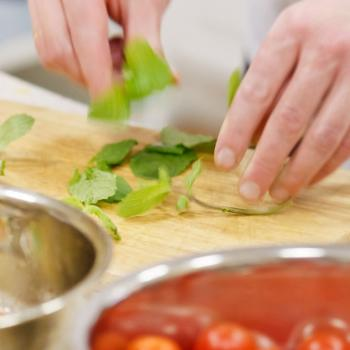 Professional cooking class in Florence