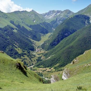 Hiking experience in sibillini Parc
