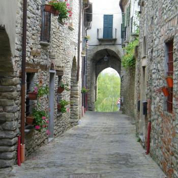 Visit of Mombaldone