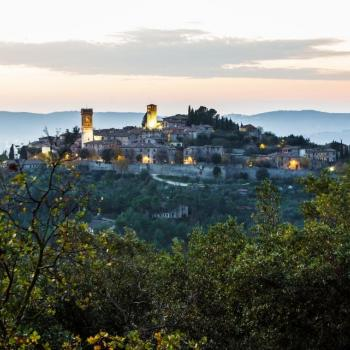 Guided tour of Corciano in umbria