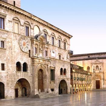Visit of Ascoli Piceno