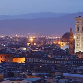 Visit of Florence