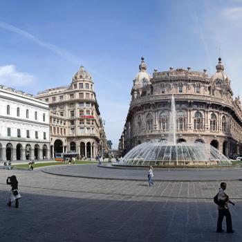 Guided tour of the historic center of Genoa