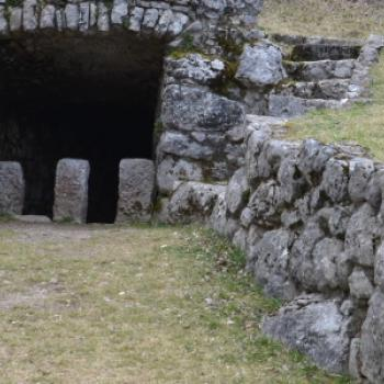 Cavedine archeological tour