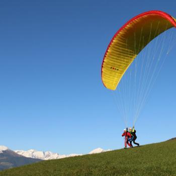 Sensational Tandem Paragliding in Garfagnana