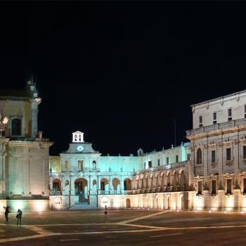 Visit of Lecce