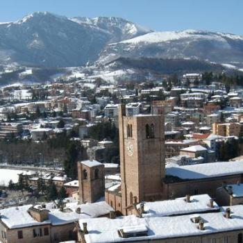 Visit of Sarnano Marche