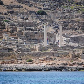 Guided tour of Tharros