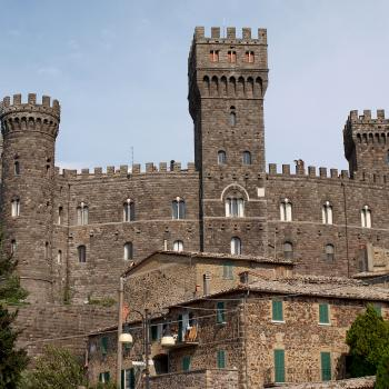 Visit of Torre Alfina