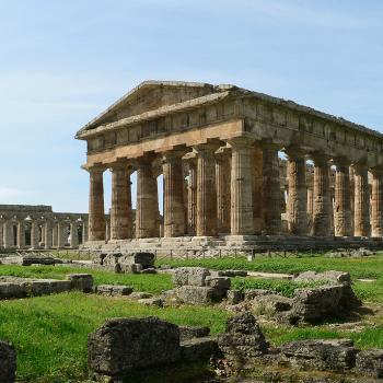 Visit of Paestum