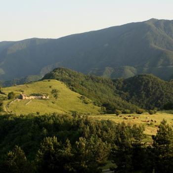 Trekking in Giogiana