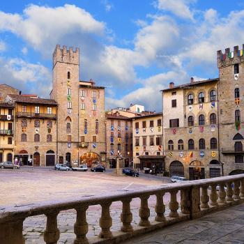 Visit of Arezzo
