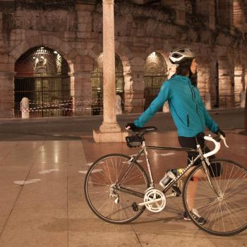 bike tour in Verona