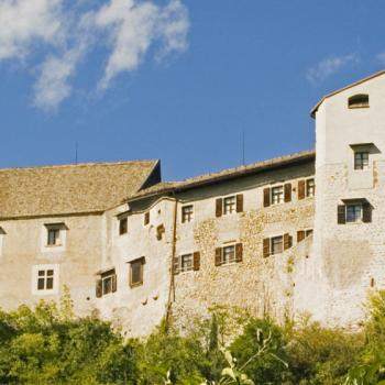 Visit of Stenico castle
