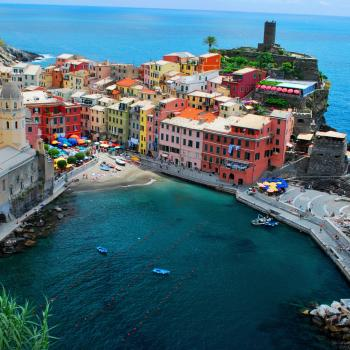 Visit of Vernazza Liguria