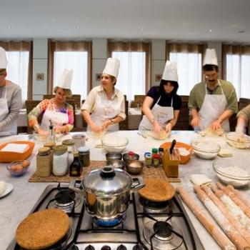 Cooking class in Castelmola