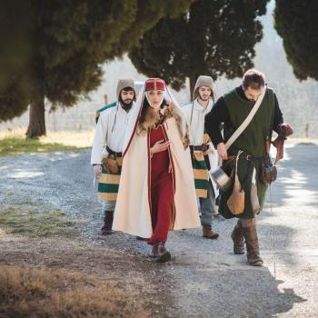 Historical game experience in Treviso area Da Romano's Curse: save Cunizza from her Fate!