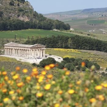 Visit the precious Archaeological Park of Segesta