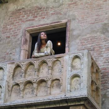 Lovers tour of Verona