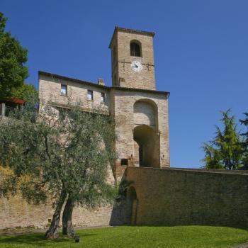 Visit of Montegridolfo