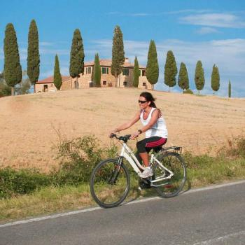 Bike experience in Val d' Orcia