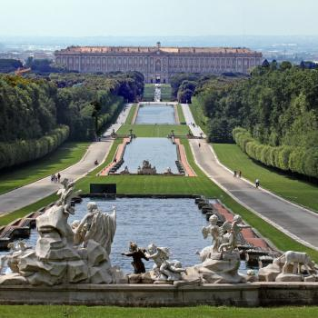 Guided tour of reggia of Caserta