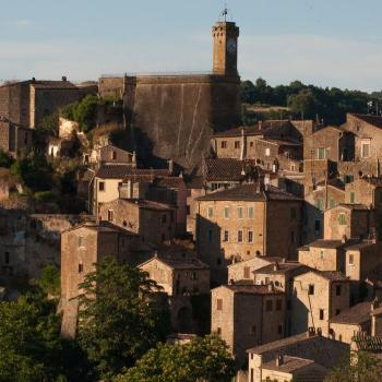 visit of Sorano and San Quirico in Toscana